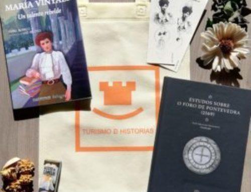"""Sorteo de un lote de productos """"Turismo de Historias"""""""